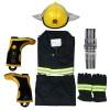 02款加厚消防服五件套 消防员灭火防护服 消防员薄款装备全套