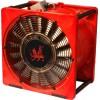 正负压电动排烟机 移动式消防排烟机 涡轮排烟机