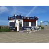 HLW-JCZ-C05型景区安检通道 公园入口检查站