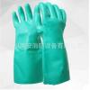 防化手套绿色耐油、耐酸碱、防撕裂防化防毒手套