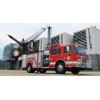 供应:多功能高喷刺穿臂主战消防车