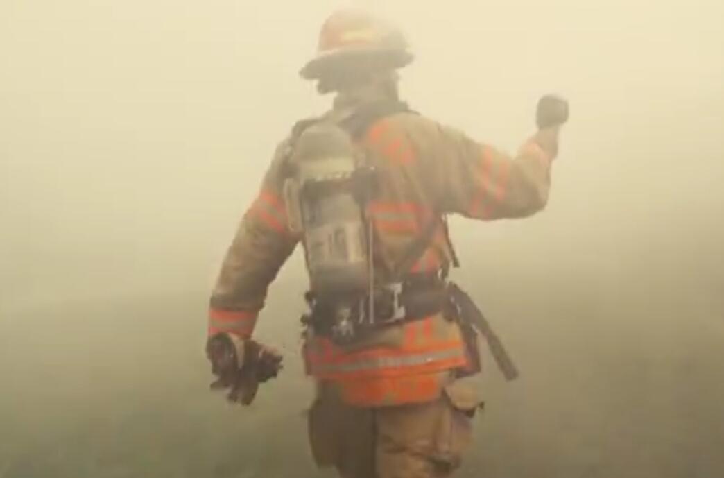 红外热像仪;在消防员灭火中的重要性 (203播放)