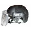 轻质防弹头盔
