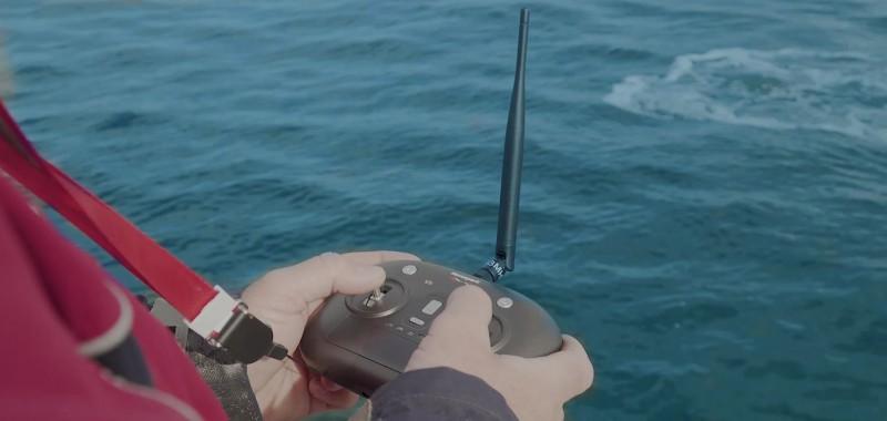 H3水上救援飞翼 遥控器