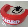 水域救援浮标抛投式浮漂厂家生产可定制logo