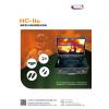 HC-II型消防员火场终端【智能搜救】显示系统