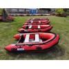 冲锋舟橡皮艇夹网丝PVC艇 3.6米3.8米4.3米4.7米